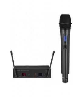 TXS-611SET Système micro UHF PLL Multi-fréquences