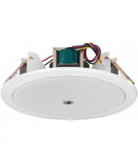 EDL-612 Haut-parleur plafond 6-3-1,5 W 100 V