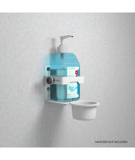 Gravity MA DIS 01 W Porte-désinfectant universel Blanc