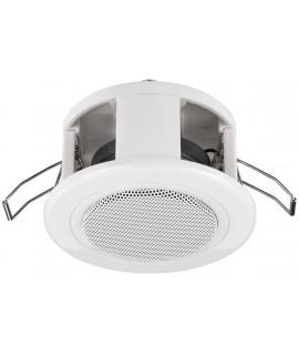 EDL-84/WS Haut-parleur plafond 6 Watts 100 V