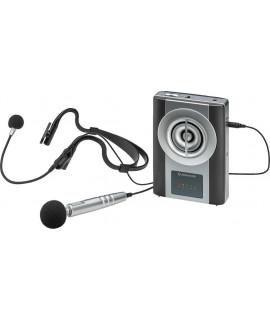 WAP-8 Amplificateur de discours mobile 15 Watts