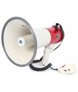 MEG050 Mégaphone 50 Watts avec sirène et micro