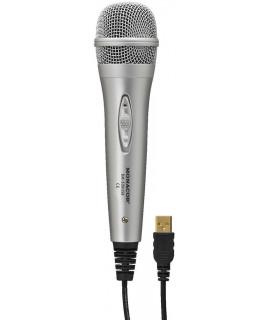 DM-500USB Microphone dynamique branchement direct sur PC