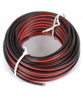 802.767 Câble haut-parleur universel standard 2 x 0,75 mm