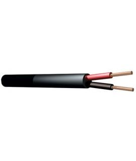 RX10 Câble haut-parleur 50 M 2 x 1,5 mm²