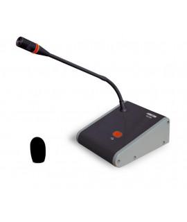 MCH-205 Microphone pupitre carillon musique avertissement