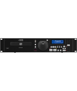 CD-196USB Lecteur CD MP3 DJ - USB2.0 IMG STAGE LINE