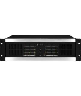 STA-1506 Amplificateur Multi-canaux professionnel 6 x 100 W sous 8 ohms