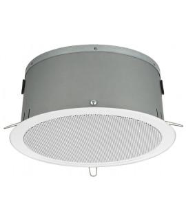 EDL-224ABC Haut-parleur plafond 2 x 6 Watts 100 V