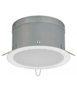 EDL-165C/WS Haut-parleur plafond 6-3 Watts 100 V