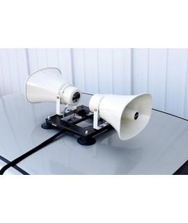 SAV-4 Support Haut-parleurs pour véhicules - FONESTAR