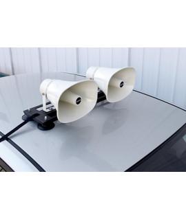 SAV-6 Support Haut-parleurs pour véhicules - FONESTAR