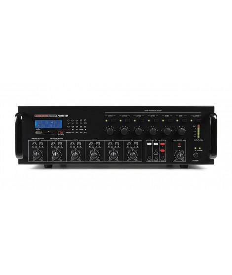 MPZ-6480RGU Amplificateur Mixeur 6 Zones 480 Watts