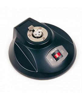 RS-165 Embase de table pour microphone col de cygne