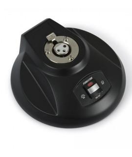 RS-167 Embase de table pour microphone col de cygne