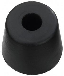 HF-160 Pied caoutchouc 30 x 25 mm