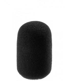 WS-100/SW Bonnette de protection pour micro en mousse noire