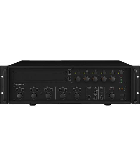 PA-1120 Amplificateur 5 zones 120 Watts 100 V