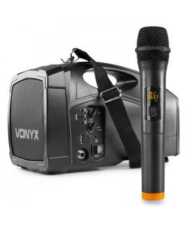 ST-014 Système amplifié portable 30 Watts avec micro UHF