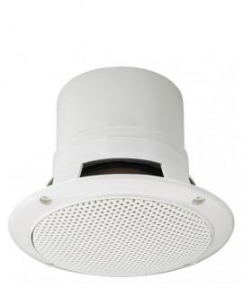 EDL-204 Haut-parleur de plafond encastrable IP 44 20-15-10-5-2.5 W 100 V