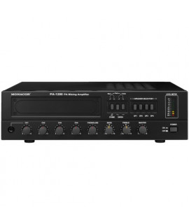 PA-1200 Amplificateur-Mixeur 4 zones 120 W