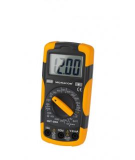 DMT-2004 Multimètre Digital CAT III 250 V