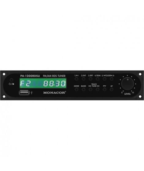 PA-1200RDSU Module Tuner FM/AM RDS + USB