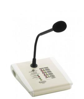 PA-4000RC Microphone de table 4 zones