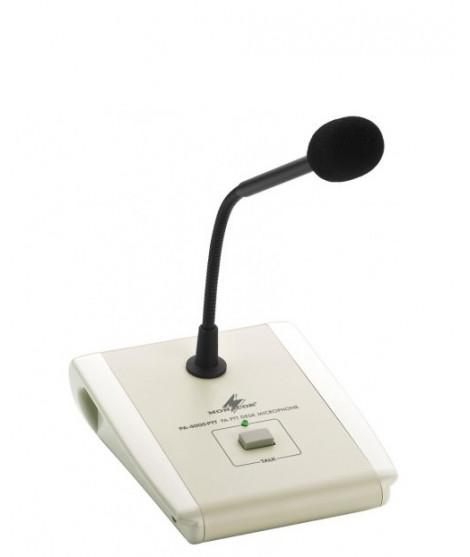 PA-4000PTT Microphone de table avec commande PTT
