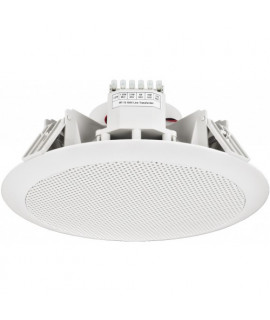 EDL-158 Haut-parleur plafond 15-10-5-2.5-1.25 W 100 V
