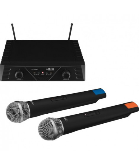 TXS-812SET Système microphone sans fil 2 canaux