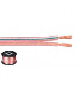 SPC-115 Câble haut-parleur haute qualité 2 x 1.5 mm² 100 m