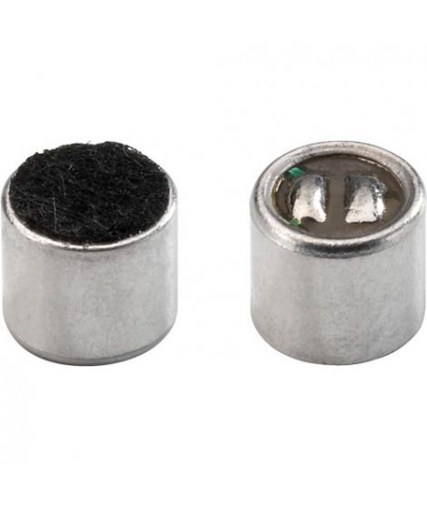 MCE-4001 Capsule micro électret Sub-miniature de qualité