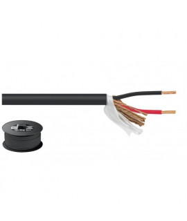 SPC-525CA Câble haut-parleurs 2 x 2,5 mm² Bobine 100 m