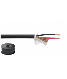 SPC-515CA Câble haut-parleurs Bobine de 100 mètres