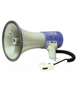 TM-27 Mégaphone 25 Watts avec sirène