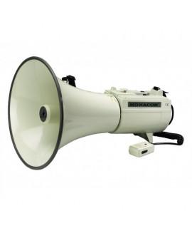 TM-45 Mégaphone 45 Watts avec sirène