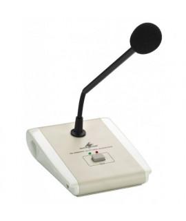 PA-4300PTT Microphone pupitre  col de cygne