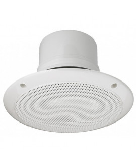 EDL-206 Haut-parleur 20-15-10 Watts 100 V IP 44
