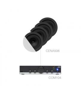 PACKCANTO5.4 Pack complet avec amplificateur et haut-parleur plafond