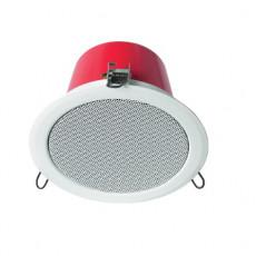 Haut-parleurs capot anti feu 100 V
