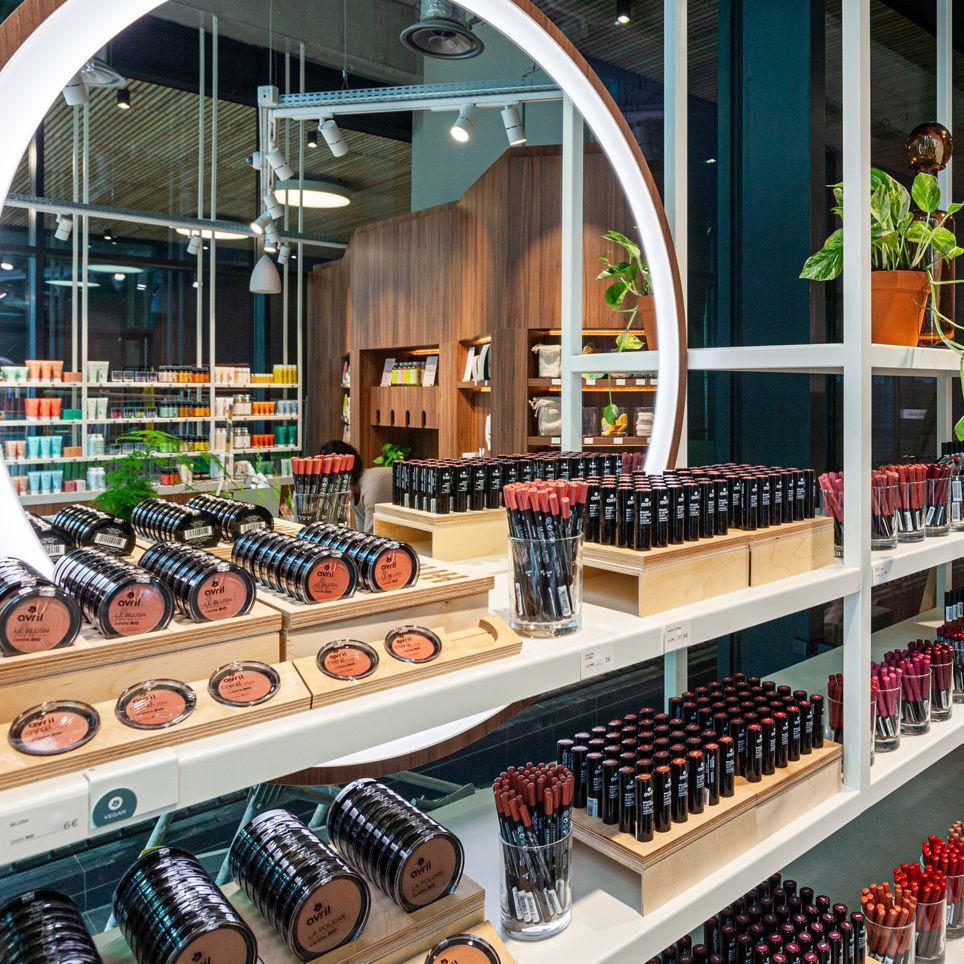 Nouvelle Boutique avril cosmétiques avenue d'Italie PARIS